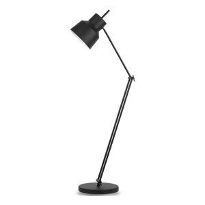 Černá volně stojící lampa Citylights Belfast
