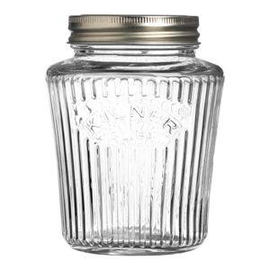 Zavařovací sklenice se šroubovacím víčkem Kilner Vintage, 0,5 l