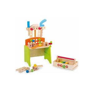 Dětský dřevěný ponk na hraní Legler Workbench