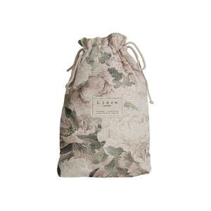 Cestovní vak s příměsí lnu Linen Couture Lily, délka 44 cm