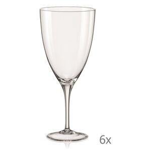 Sada 6 sklenic na víno Crystalex Kate,500ml