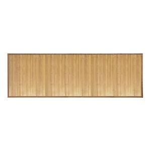 Bambusový běhoun iDesign Formbu Light, 61x182cm