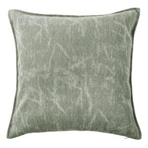 Zelený dekorativní polštář Tiseco Home Studio Chester,44x44cm