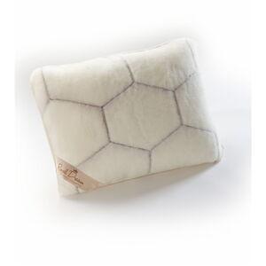Kašmírový polštář Royal Dream Hex,50x60cm