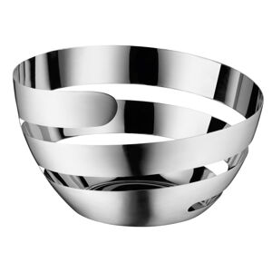 Nerezový košík na ovoce WMF Lounge Living, ⌀ 26 cm