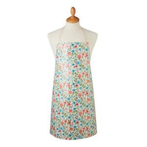 Bavlněná zástěra s tělovým vázáním Cooksmart ® Country Floral