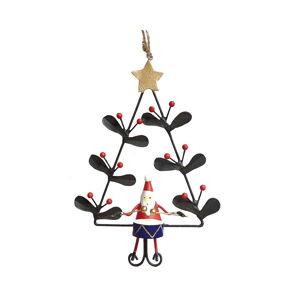 Vánoční závěsná ozdoba G-Bork Santas