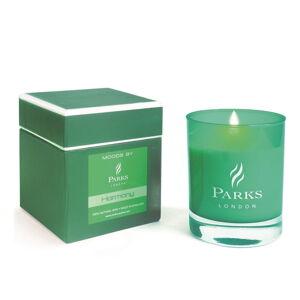 Svíčka s vůní citrusů Parks Candles London Harmony Moods Green, 50 hodin hoření