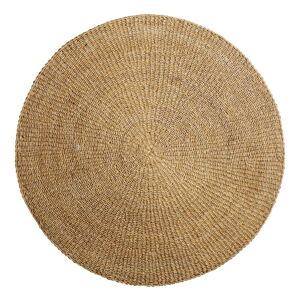 Koberec z mořské trávy Bloomingville Nature, ø 200 cm