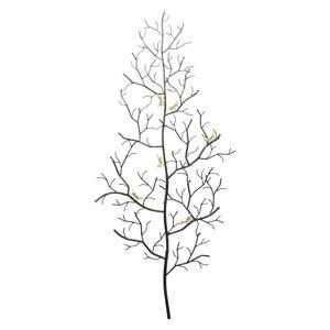 Kovový nástěnný věšák Kare Design Ants On A Tree, výška 160cm