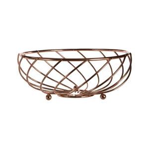 Kovový košík na ovoce Premier Housewares Kuper, ⌀ 21 cm
