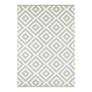 Šedo-krémový koberec Hanse Home Celebration Mazzo, 80 x 150 cm
