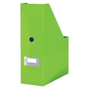 Zelený stojan na dokumenty Leitz Office