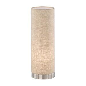 Béžová stolní lampa Fischer & Honsel Thor