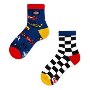 Dětské ponožky Many Mornings Formula Racing,vel.27–30