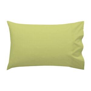 Zelený bavlněný povlak na polštář Happy Friday Basic, 40 x 60 cm