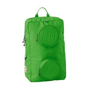 Dětský zelený batoh LEGO® Signature Brick