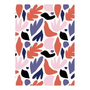 Balící papír eleanor stuart Floral No. 2 Multi
