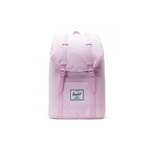 Růžový batoh s růžovými popruhy Herschel Retreat, 19,5 l