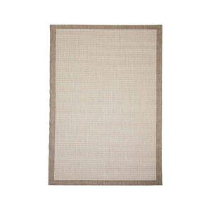 Béžový venkovní koberec Floorita Chrome, 200 x 290 cm
