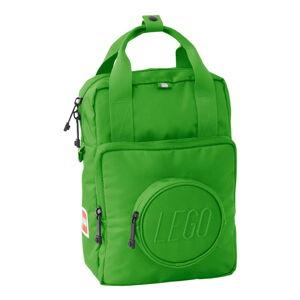 Zelený batůžek LEGO® Signature Brick