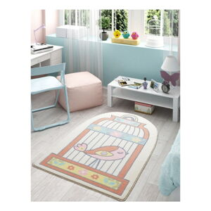 Dětský koberec Confetti Happy Cage,100x150cm