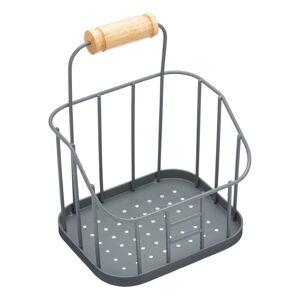 Košík na mycí houbičky a hadříky Kitchen Craft Living Nostalgia