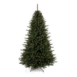 Umělý vánoční stromeček tmavý smrk kanadský Vánoční stromeček, výška 220 cm