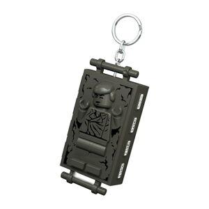 Svítící klíčenka LEGO® Star Wars Han Solo Carbonite