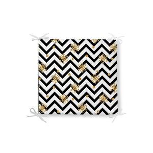 Vánoční podsedák s příměsí bavlny Minimalist Cushion Covers Happy New Year,42x42cm