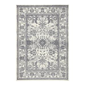 Šedý koberec Zala LivingGlorious, 140x200cm