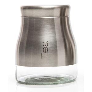 Nerezová dóza na čaj Sabichi Tea, 700 ml