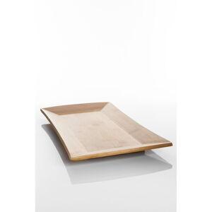 Bambusový podnos Bambum Americano, 43 cm