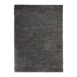 Tmavě šedý koberec Flair Rugs Sparks, 120 x 170 cm