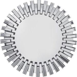 Nástěnné zrcadlo Kare Design Sprocket, ø 92cm