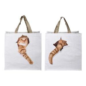 Taška s potiskem koček Esschert Design Cats