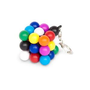 Hlavolam na klíčenku RecentToys Mini Molekuly