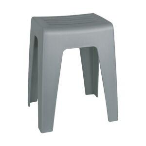 Šedá stolička Wenko Kumba