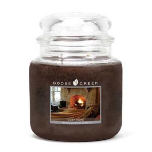 Vonná svíčka ve skleněné dóze Goose Creek Útulný domov, 75 hodin hoření