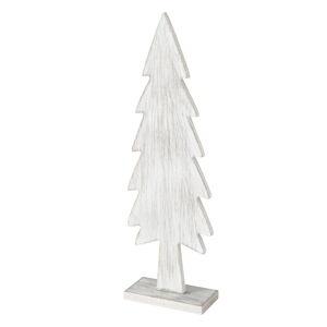 Bílá vánoční dekorace Boltze Tiago