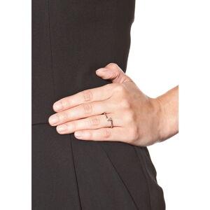 Dámský prsten ve stříbrné barvě NOMA Edith