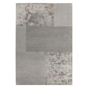 Šedý koberec Asiatic Carpets Tate Tonal Textures, 160 x 230 cm