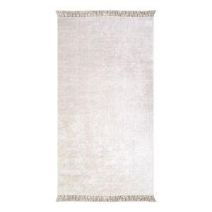 Krémový koberec Vitaus Hali Geometrik, 50x80cm