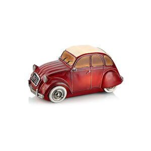 Červená stolní světelná dekorace ve tvaru auta Markslöjd Nostalgi