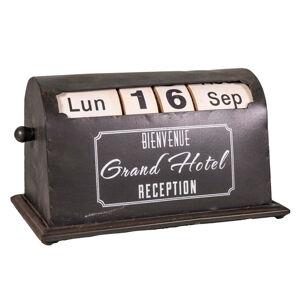 Dekorativní kalendář  AnticLineGrandHotel