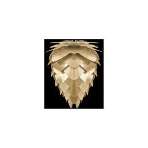 Stínidlo ve zlaté barvě UMAGE Conia, ⌀40cm