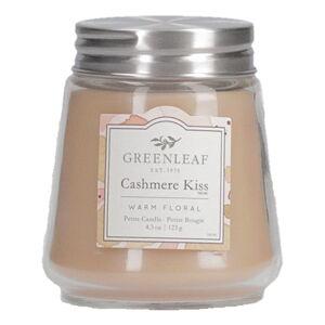 Svíčka ze sojového vosku Greenleaf Cashmere, doba hoření 30 - 40 hodin