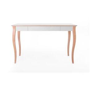 Bílý psací stůl Ragaba ToDo