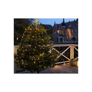 Světelný LED řetěz na vánoční stromek Sirius, délka 1,8 m