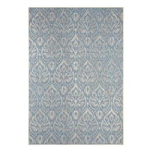 Šedomodrý venkovní koberec Bougari Choy, 160 x 230 cm